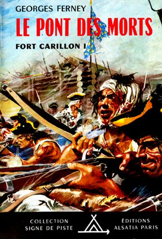 Fort Carillon (tome 1)