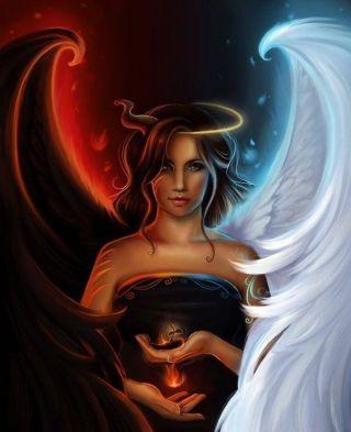 Les amants mi-ange mi-démon