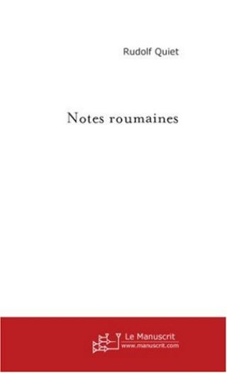 Notes roumaines