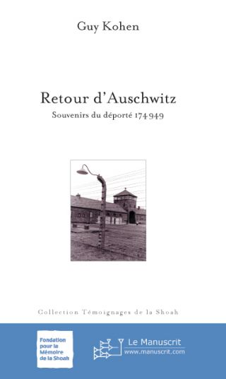 Retour d'Auschwitz