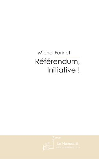 Référendum, Initiative !