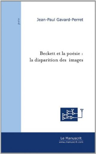 Beckett et la poésie : la disparition des  images