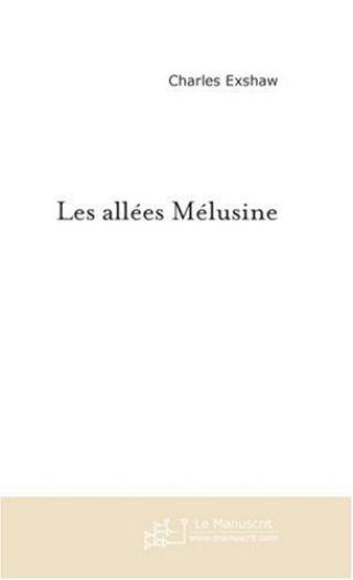 Les allées Mélusine