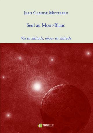 Seul au Mont-Blanc