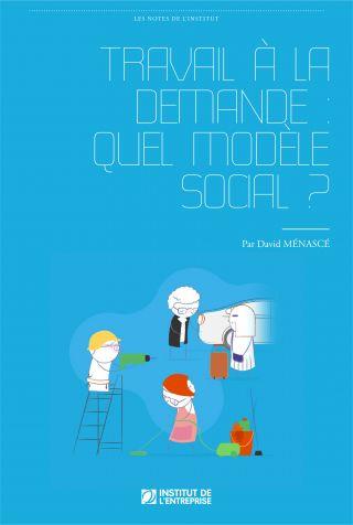 Travail à la demande : quel modèle social ?