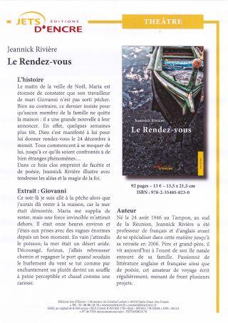 LE RENDEZ-VOUS