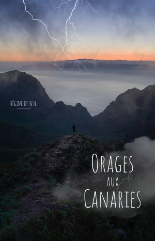Orages aux Canaries