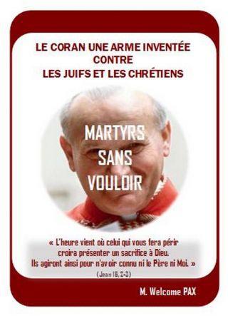 Martyrs sans Vouloir