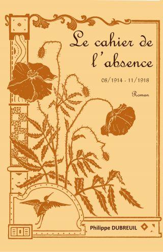 Le cahier de l'absence