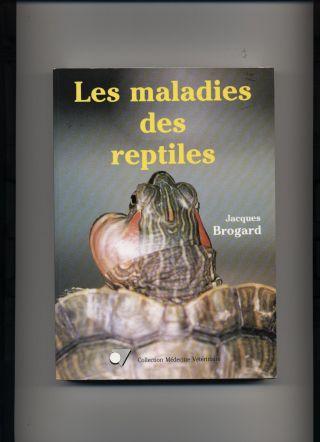 Les maladies des Reptiles