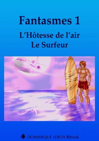 Fantasmes 1, L'Hôtesse de l'air – Le Surfeur