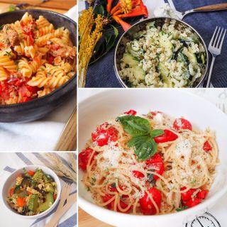 7 Recettes de One Pot Pasta