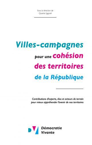 Villes-Campagnes pour une cohésion des territoires de la République