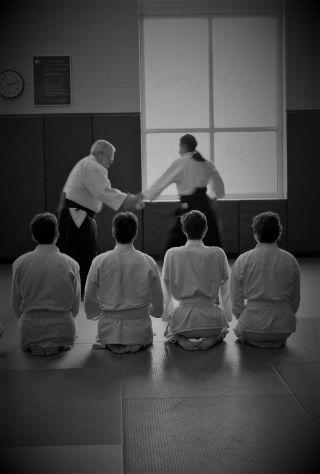 Aikido : The way of harmony