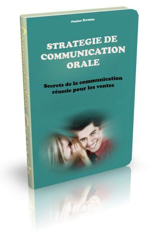 STRATEGIE DE COMMUNICATION ORALE
