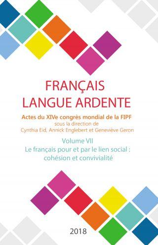 Le français pour et par le social : cohésion et convivialité