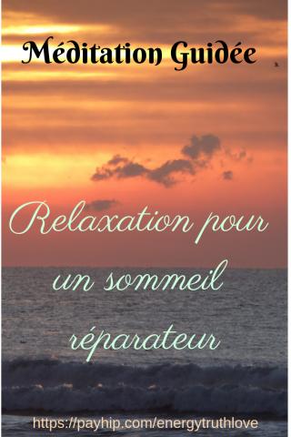 Relaxation pour un sommeil réparateur