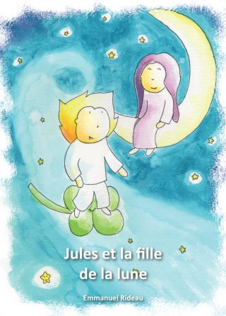 Jules et la fille de la lune