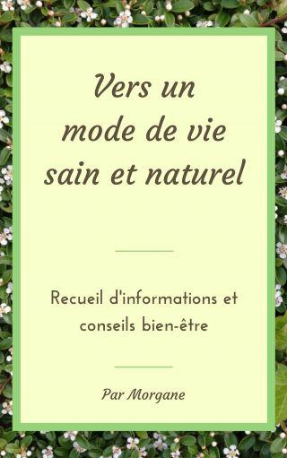 Vers un mode de vie sain et naturel