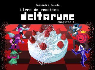 Livre de recettes Deltarune :