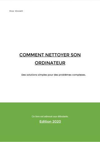 COMMENT NETTOYER SON ORDINATEUR