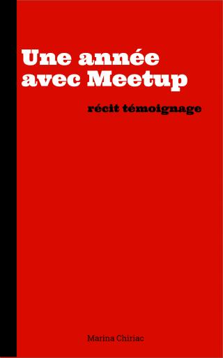 Une année avec Meetup