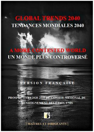 GLOBAL TRENDS 2040 - TENDANCES MONDIALES 2040 Version française